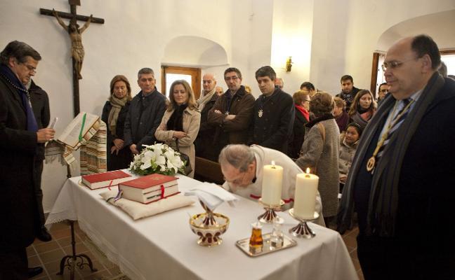 El Lignum Crucis cambiará este año de escenario