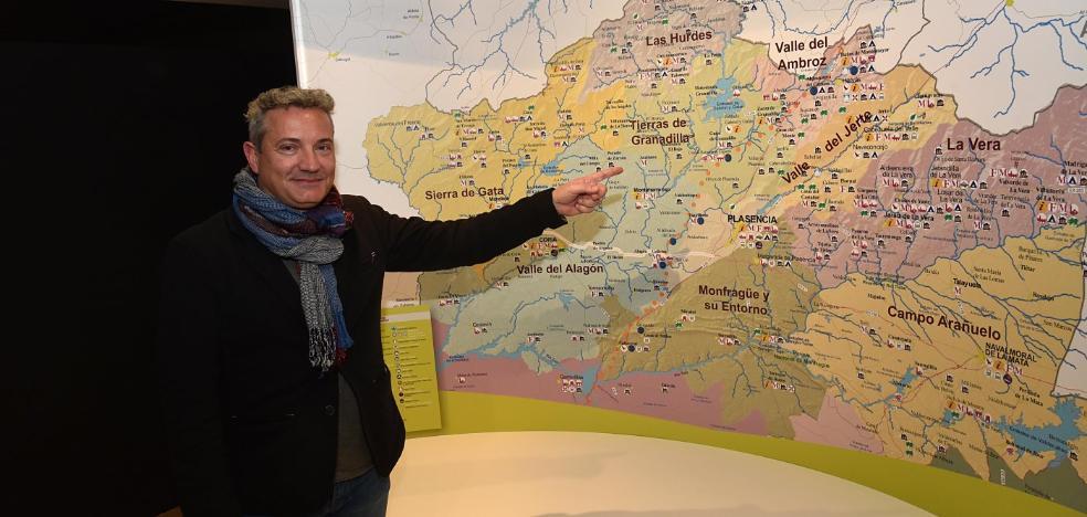 Más de 2.000 turistas pasan por el centro de recepción en su primer año en servicio en Plasencia