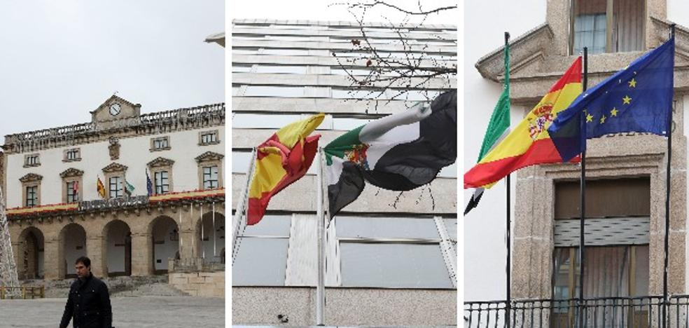 Las otras banderas de Cáceres
