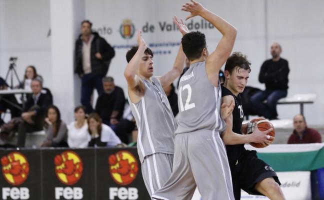 Tres finales para Extremadura hoy en Valladolid