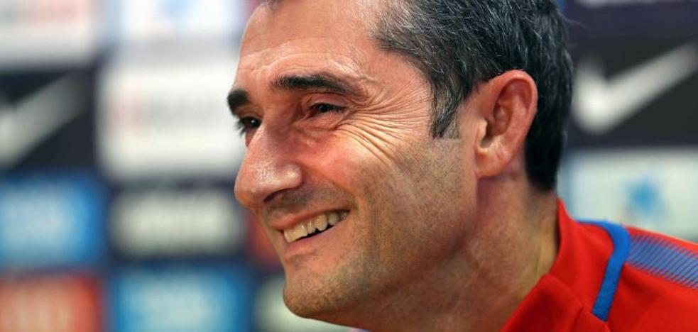Valverde: «Lo que unos llaman euforia, nosotros lo llamamos estar contentos»