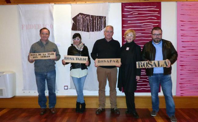 El Museo del Turrón acoge la exposición 'Zona Rosa', de Lourdes Murillo