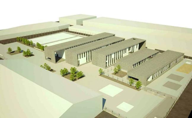 Mañana se presentará en la Casa de la Cultura el proyecto del nuevo colegio