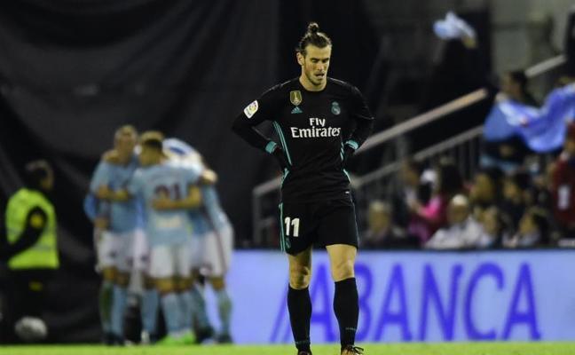 Bale no tapa las deficiencias del Real Madrid