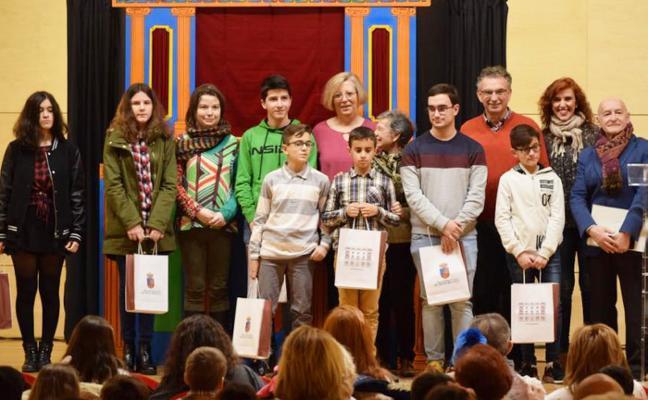 Premios a los cuentos de Navidad en Don Benito