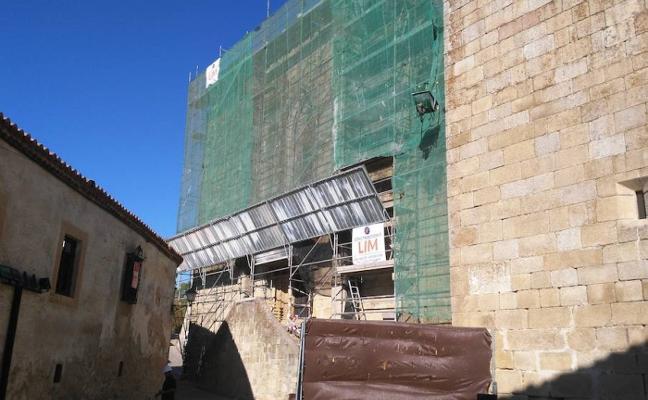 Este año se invertirá en la mejora de la cubierta de Santa María, en Trujillo