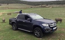 Mercedes-Benz entra en los pick-up con la nueva Clase X