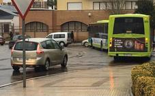 El PSOE tacha de chapuza el uso de autobuses como barreras en la cabalgata de Badajoz