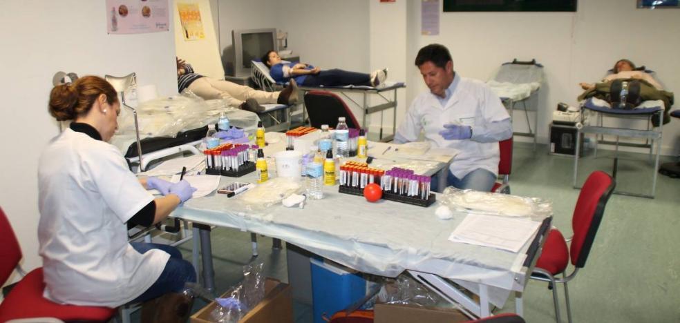 La primera campaña del año para la donación de sangre será los días 13, 15 y 16 de enero