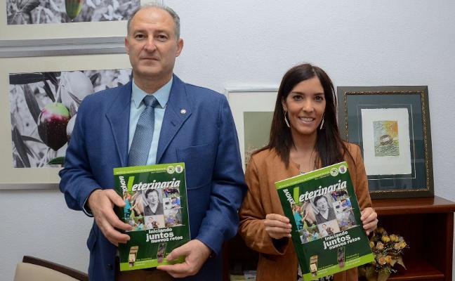 Los veterinarios de Badajoz recogen sus 110 años de historia en un libro