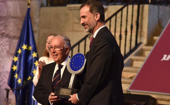 El Premio Carlos V se renueva