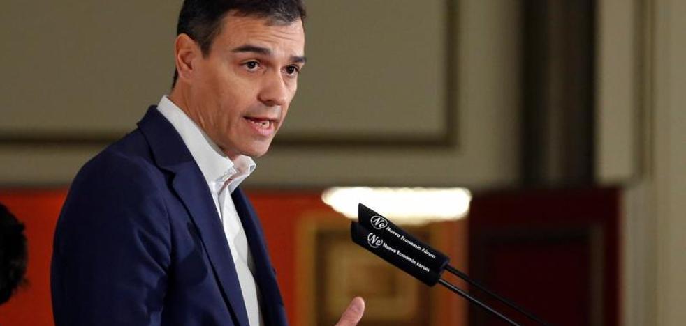 Sánchez intenta recuperar la iniciativa tras el apagón político por la crisis catalana