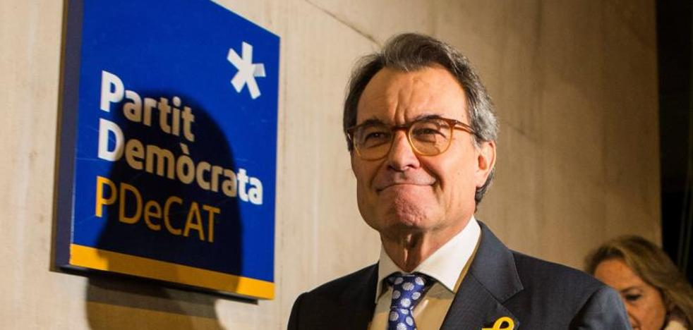 Artur Mas, el ocaso de un expresident sin batuta
