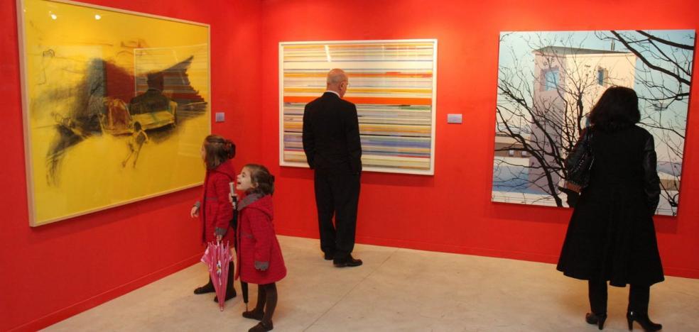 Planean un centro de arte moderno para la colección del Salón de Otoño