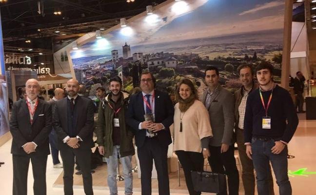 Trujillo se promociona este mes en Fitur, 'Madrid Fusión' y Perú