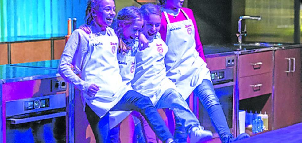 'MasterChef Junior' celebra su final