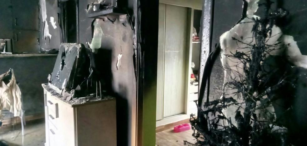 Los afectados por el incendio de las Sindicales, en Mérida, son dados de alta