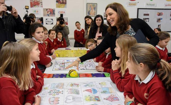 'Cultura Maker' llega al colegio Puerta de Palma de Badajoz