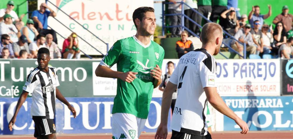 El Villanovense se mide al Betis B ya sin Elías Pérez