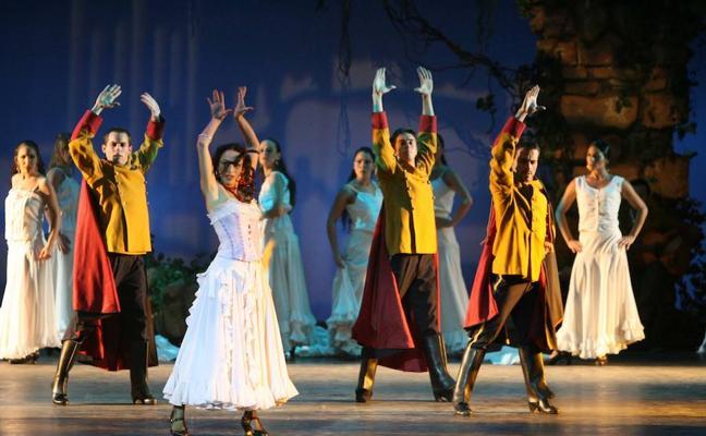 La residencia Hernán Cortés proyecta este jueves el espectáculo 'Carmen'