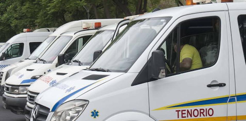 La comisión de investigación del transporte sanitario arrancará el viernes