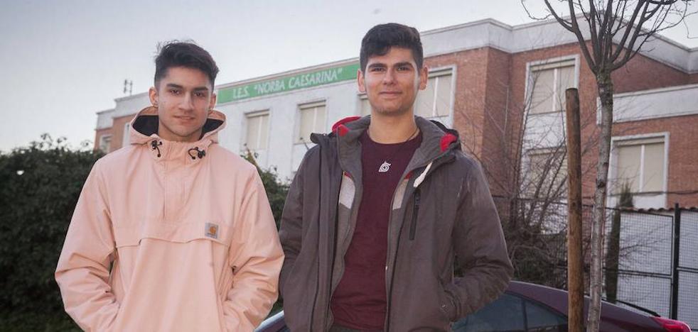 Salvaron la vida a un compañero de clase: «Solo pensamos en ayudarle, luego nos pusimos a temblar»