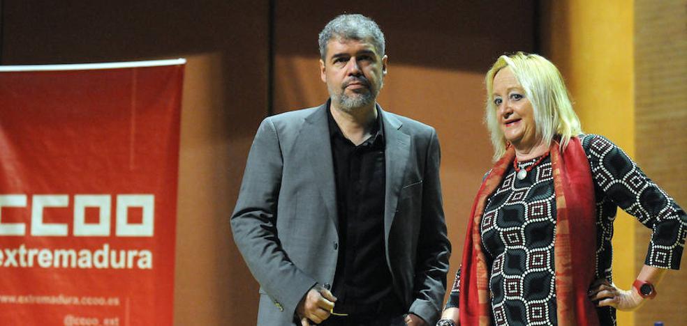 Unai Sordo en Mérida insta a buscar consensos para mejorar el sistema pensiones