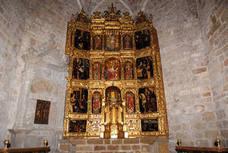 Visita al retablo de Luis de Morales en Plasencia