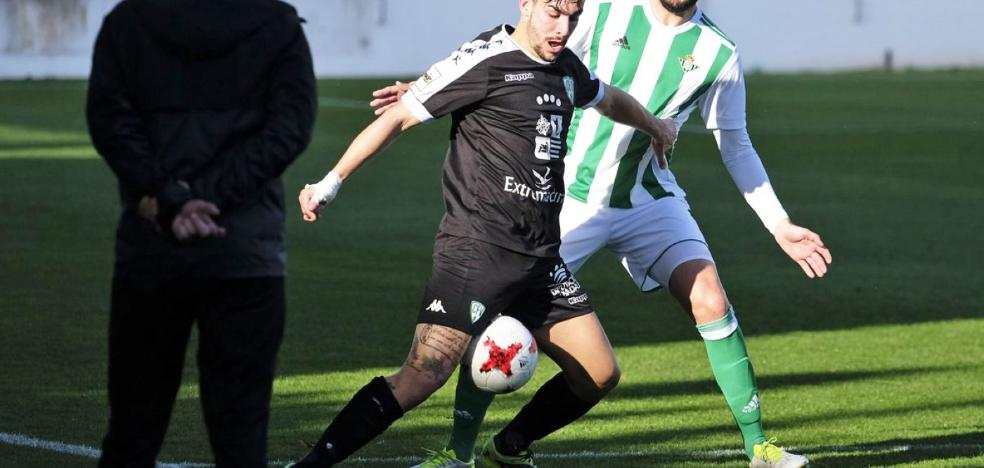 El Villanovense se complica la eliminatoria ante el Betis