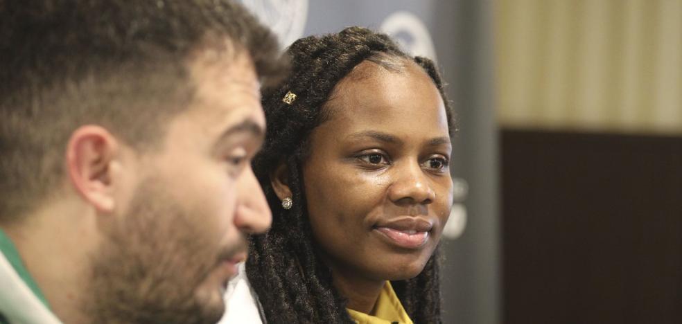 Williams del Al-Qazeres: «Soy una jugadora de equipo»