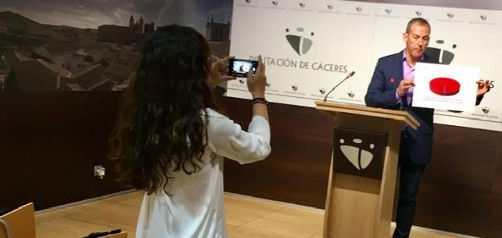 El PP urge a la Diputación de Cáceres a definir el uso futuro del edificio del hospital Nuestra Señora de la Montaña