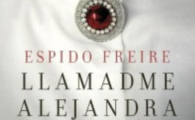 Presentación del nuevo libro de Espido Freire