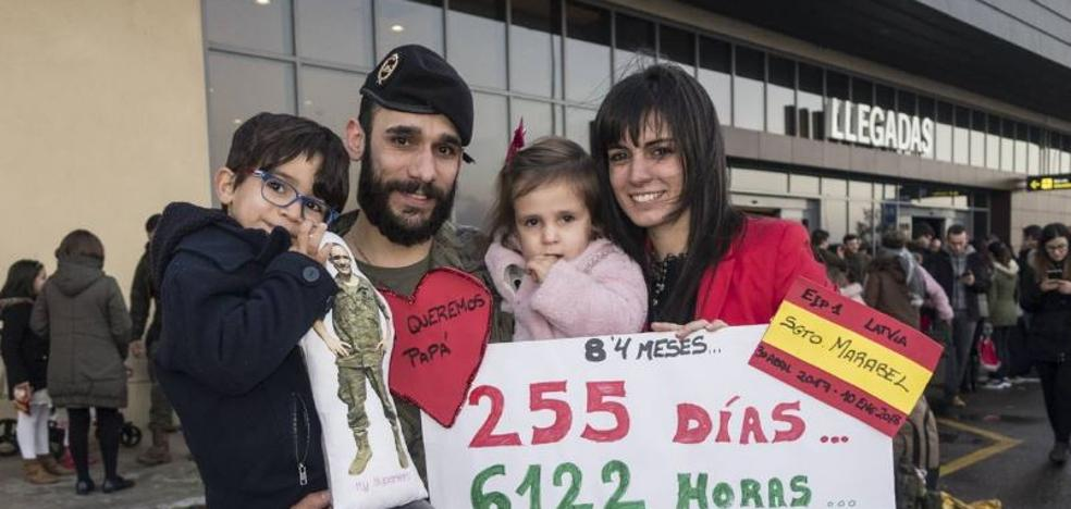 Día de 170 bienvenidas y una despedida en Bótoa