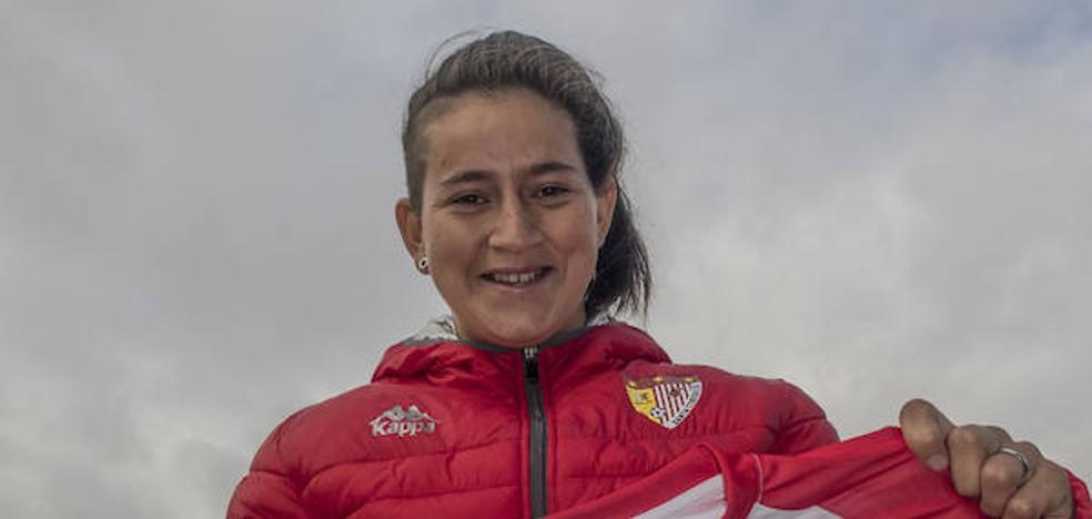 Estefa ya tiene nueva escudera de cara al gol en el Santa Teresa