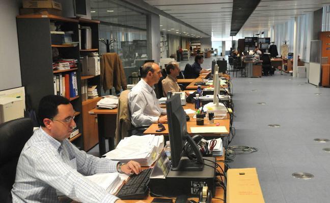 Los funcionarios de la Junta podrán solicitar trabajar desde casa desde este año
