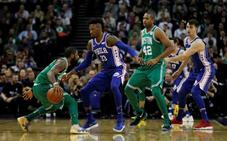 El 'Let's go Celtics' cala más hondo en Londres