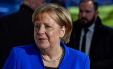 Merkel admite que hay «grandes obstáculos» para formar gobierno en Alemania