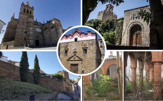 Fomento destina 3,7 millones de euros para recuperar patrimonio histórico en Extremadura