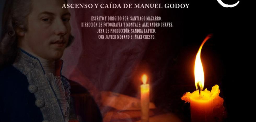 'Príncipe de la Paz' se estrena hoy en el López de Ayala