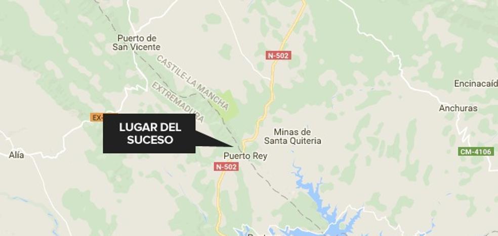 Herida grave una joven de 20 años en un accidente en Puerto Rey