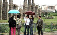 Extremadura, la región donde más creció el número de turistas extranjeros en 2017