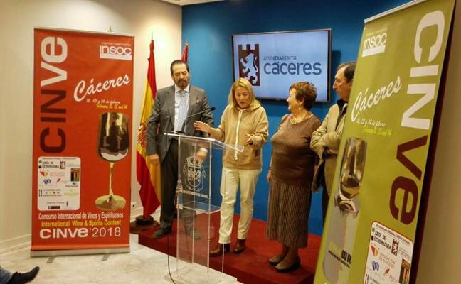 Más de 700 vinos, espirituosos y aceites se dan cita en Cinve