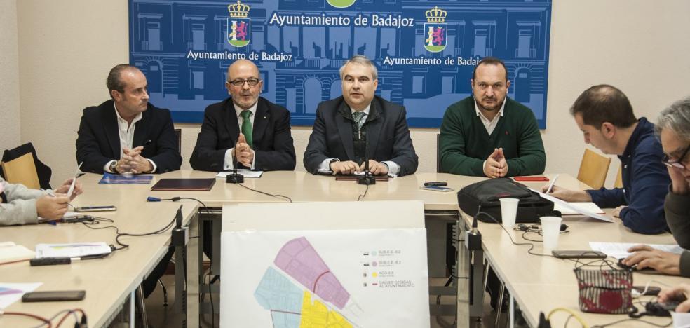 Badajoz tendr un turbocarril que conectar la glorieta for Oficina objetos perdidos barcelona