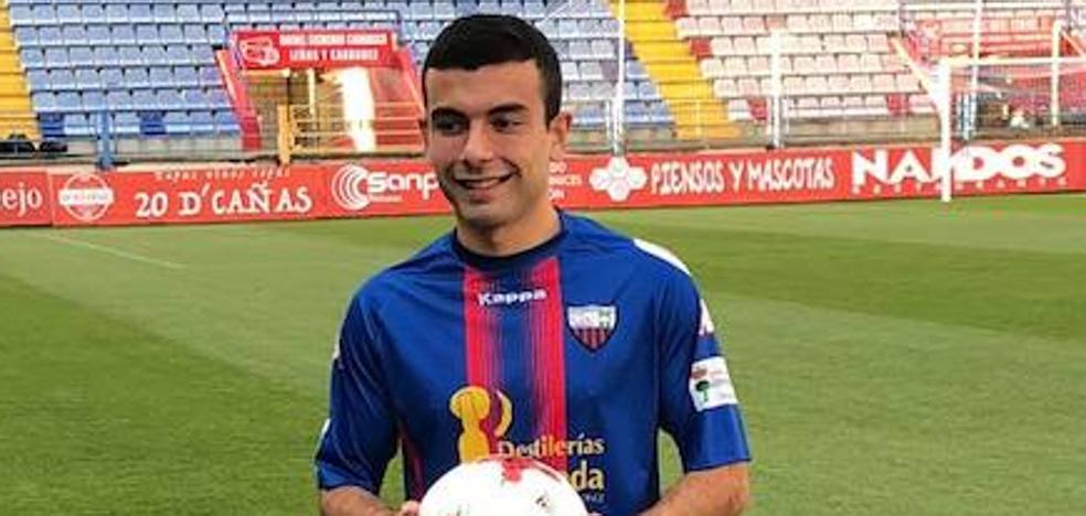 Jose García, preparado para el reto del ascenso