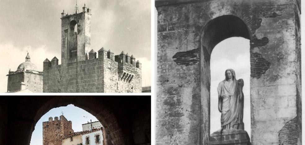 El reportaje de Cáceres de 1935 y la 'Virgen Ceres'