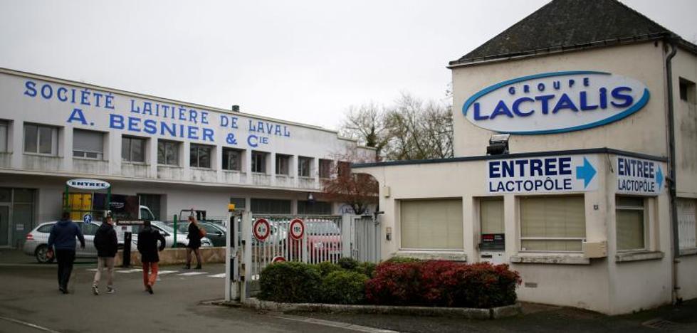 Un bebé afectado de salmonela en España tras consumir leche de la marca francesa Lactalis