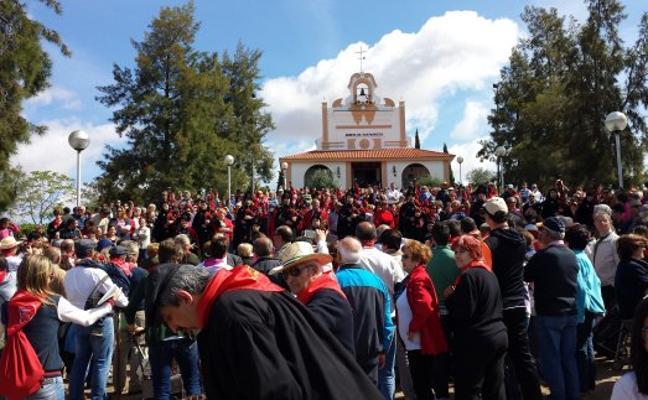 La hermandad de San Marcos ultima un programa por el 25º aniversario de la ermita