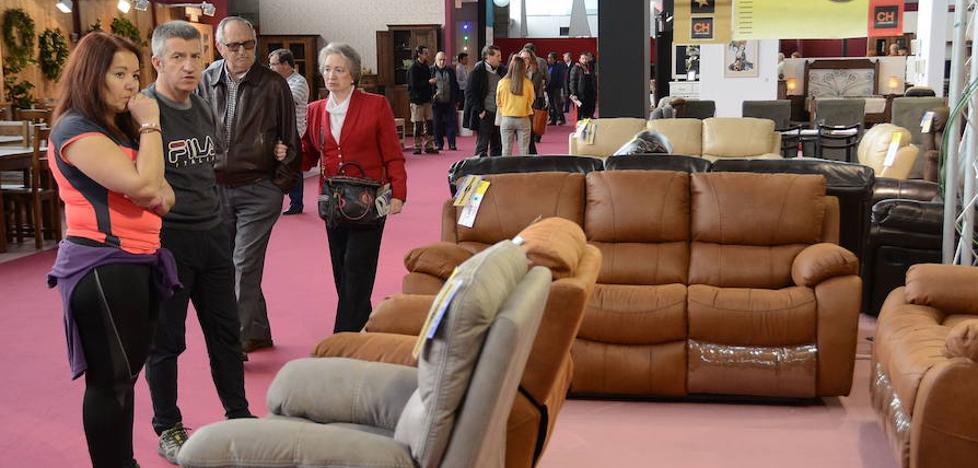 Las ventas del Plan Renove de mobiliario comenzarán el lunes