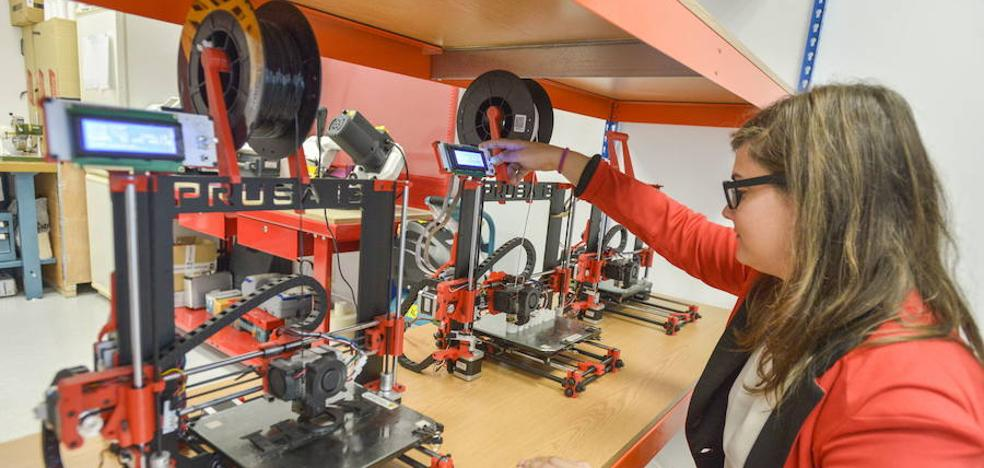 La Junta firma un convenio con Red.es para impulsar la impresión 3D en el sector sanitario