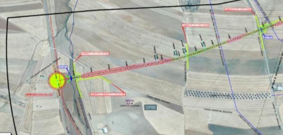 La variante de Llerena tendrá 6,5 kilómetros y su coste será de 12 millones de euros